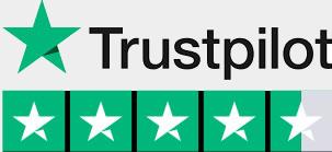 Trustpilot logo Birchs.dk