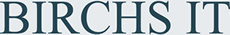 Birchs IT Logo